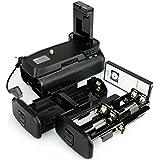 DSTE® Pro IR Remote MB-D31 Vertical Battery Grip for Nikon D3100 D3200 D3300 D5300 SLR Digital Camera as EN-EL14 EN-EL14A