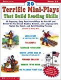 20 Terrific Mini-Plays That Build Reading Skills, , 0439201047