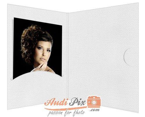 Daiber GmbH 1x100 Folders Opti-Line to 13x18 cm white