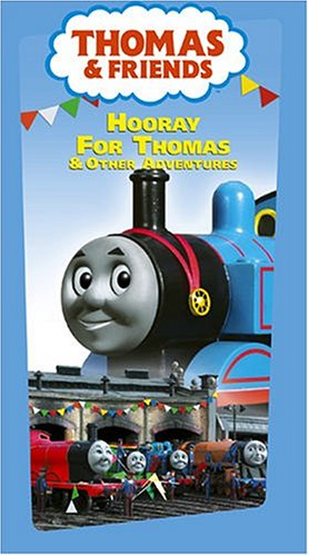 Price comparison product image Thomas The Tank Engine And Friends - Hooray for Thomas [VHS]