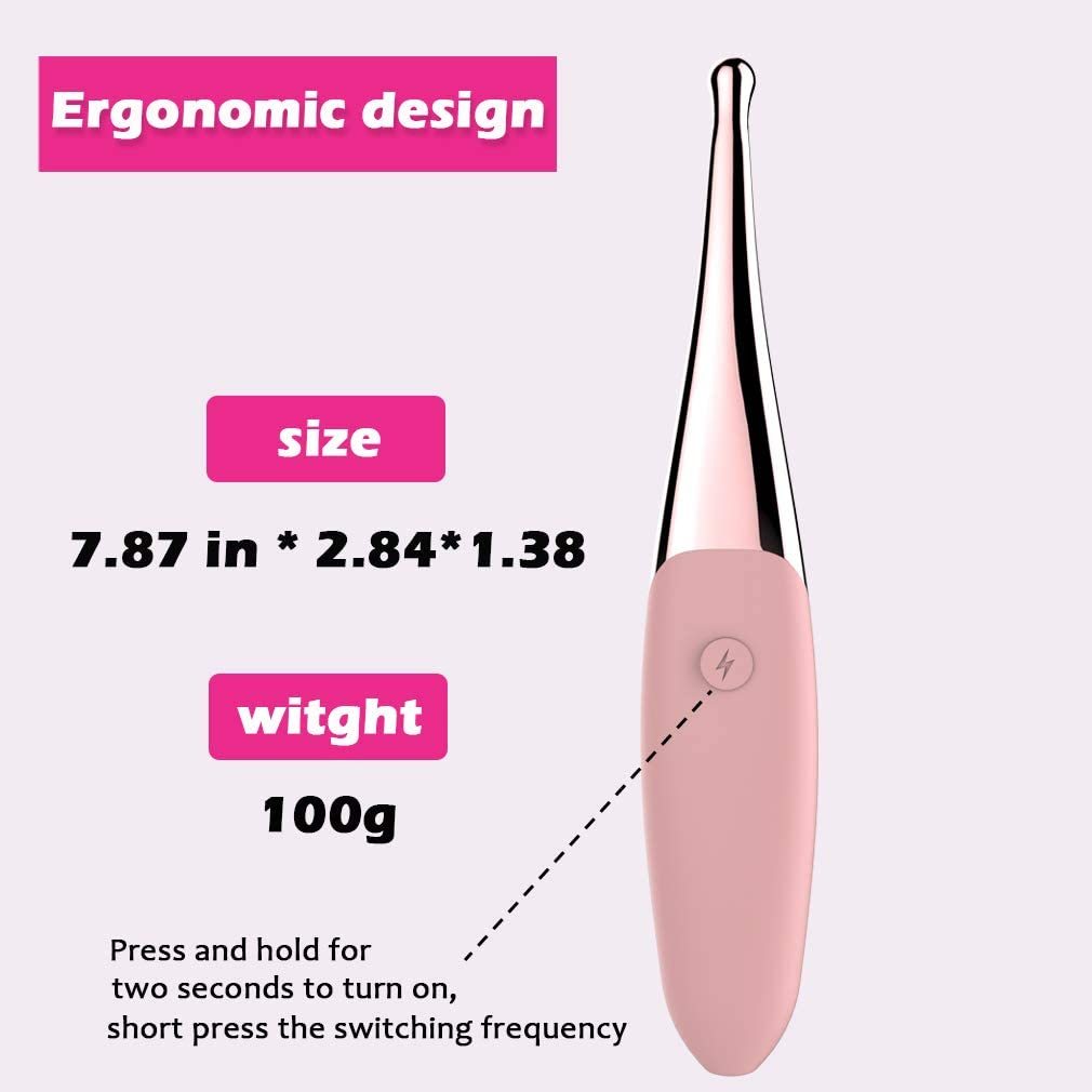 BingYUU Powerful Thrusting Bullet Lifelike Toys Retractable Machine Lady Toys Women Thr/ùsting Large Intelligent Memory Function Massage Tool for Women and Couple