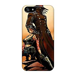 High Grade Luoxunmobile333 Cases For Iphone 5/5s - Cool 3d Action Game
