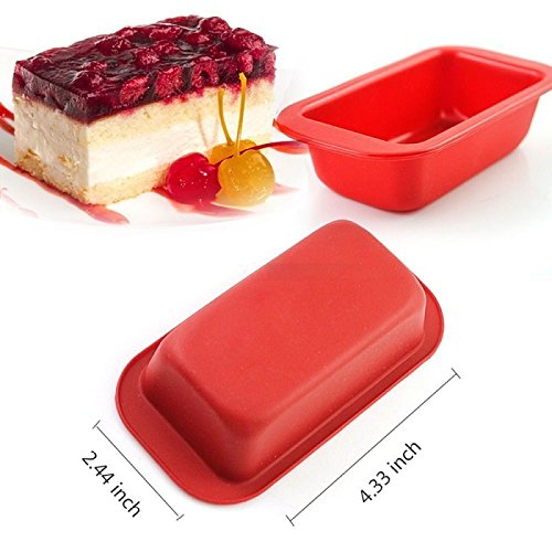 Square Bread Cake Mold Baking - Village Hut Menu
