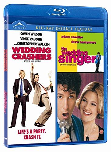 Wedding Crashers / The Wedding Singer [Blu-Ray]