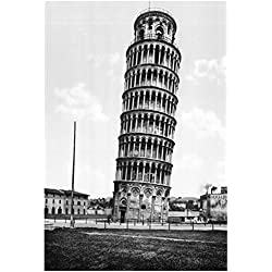 The Leaning Tower Of Pisa Photograph - Pisa, Italy Poster 13 x 19in