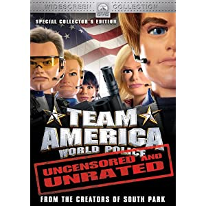Team America: World Police - (Unrated Widescreen Special Collector's Edition) (2004)