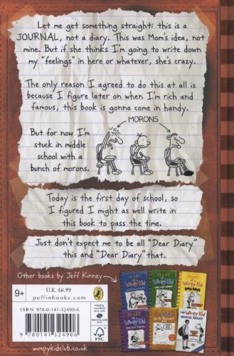 Buy diary of a wimpy kid book online at low prices in india buy diary of a wimpy kid book online at low prices in india diary of a wimpy kid reviews ratings amazon solutioingenieria Choice Image