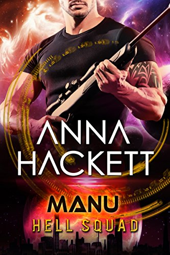 Manu: Scifi Alien Invasion Romance (Hell Squad Book 16) cover