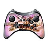 Merry Christmas Holiday Season Decorations Design Print Image Wii U Pro Controller Vinyl Decal Sticker Skin by Trendy Accessories