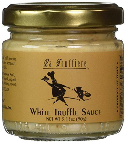 White Truffle Sauce - 1 jar - 3.15 oz