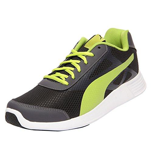 Puma MenS Magneto White Running Shoes - 10 UK/India (44.5 EU)(36486705)