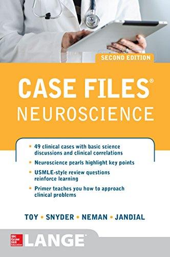 Case Files Neuroscience (2nd 2014) [Toy, Snyder, Neman & Jandial]