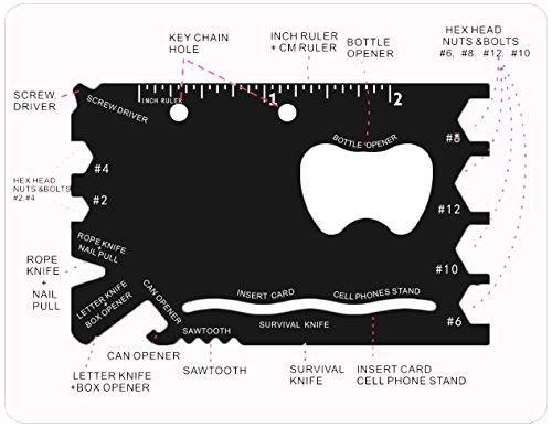 Credit-Card-Knife-Tactical-Multitool-Pocket-Tool-Novelty-Gift-Set-18-in-1-Credit-Card-Tool-Set-Pocket-Survival-Tool-Set-By-Kastalite