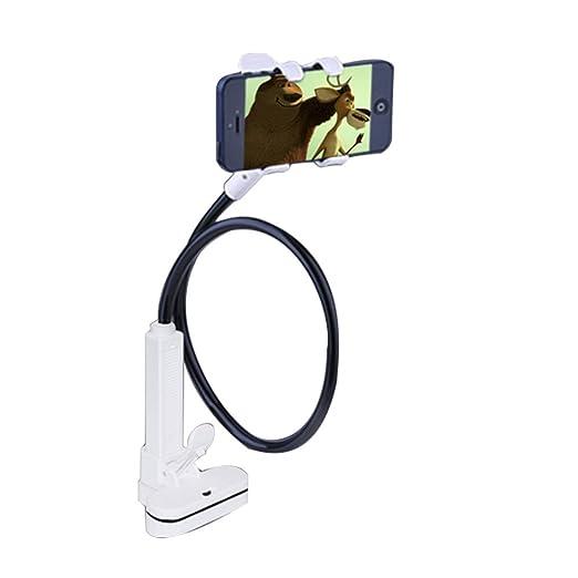 2 opinioni per Supporto del telefono, Supporto da Universale Smartphone,Coomoors morsetto