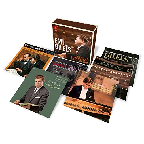 Emil Gilels - The Complete RCA and Columbia Album Collection