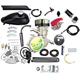 CDHpower 2 Stroke Gas Bicycle Engine kit-Super PK80 with Black Head- 66cc/80cc - Gas Motorized Bicycle