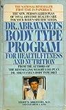 Dr. Abravanel's Body Type Program, Elliot D. Abravanel, 0553253328