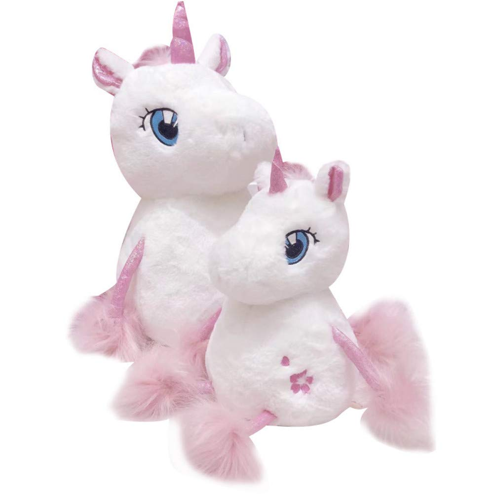 40cm LAIBAERDAN Sweet Cherry Unicorn Doll Cute Plush Doll Doll To Send Girlfriend