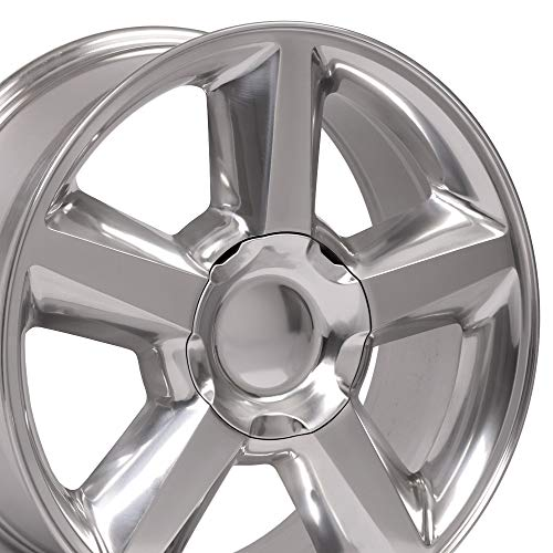 20in chevy rims - 8