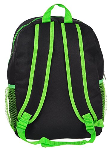 TMNT Ninja Turtles 16'' Backpack With Detachable Matching Lunch Box by Group Ruz (Image #2)