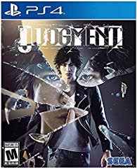 """From the makers of the acclaimed Yakuza series, Ryu Ga Gotoku Studio, Judgment is the dramatic tale of a disgraced lawyer seeking redemption in a world rife with corruption and despair. Investigate the seedy Red Light District of Kamurocho b..."