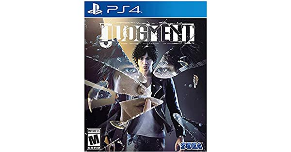 Amazon com: Judgment - PlayStation 4: Sega of America Inc