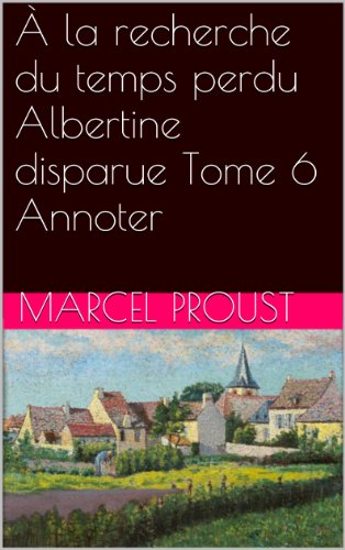 albertine disparue pdf