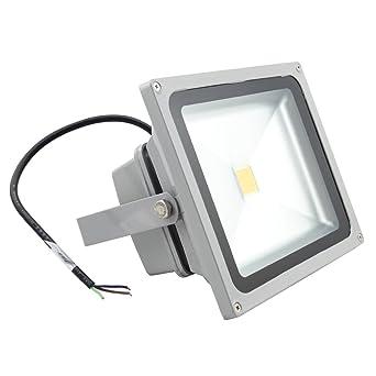 Fabulous VINGO® 50W Smd LED Fluter Außen Flutlicht Strahler Scheinwerfer  ZH68