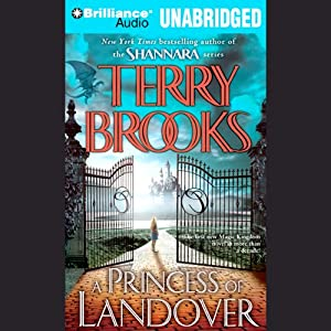 A Princess of Landover Audiobook
