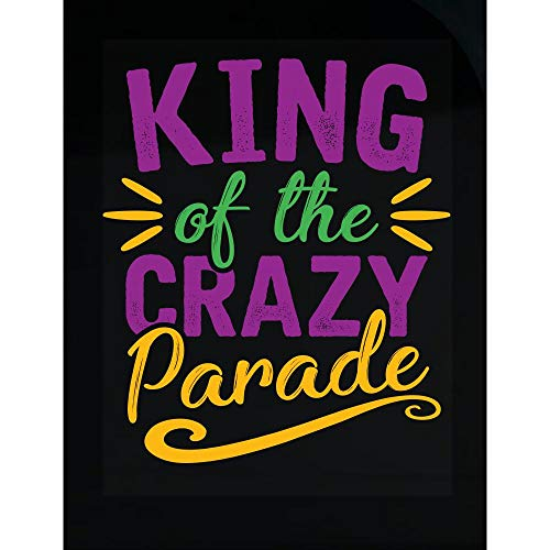 Amazing Fan Store King of The Crazy Parade