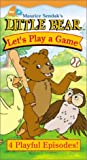 Little Bear - Lets Play A Game [VHS]