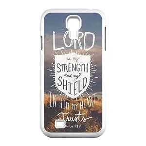 Samsung Galaxy S 4 Case Bible Verse lm512357