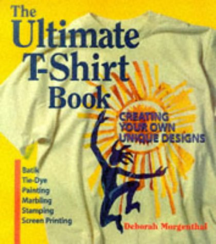 Ultimate T Shirt Book Creating Designs product image