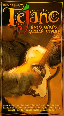 Bajo Sexto Guitars - Learn to Play Tejano: Bajo Sexto Guitar Styles [VHS]