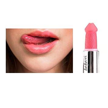 Rouge Dianfr Lipstick Populaire Femmes Pénis Forme À Lèvres bYvI76gyf