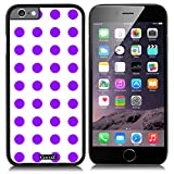 one direction case for iphone 6 - CocoZ® New Apple iPhone 6 s 4.7-inch Case Beautiful mint green Polka Dot pattern PC Material Case (Black PC & Polka Dot 4)