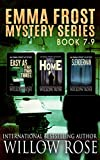 Emma Frost Mystery Series: Vol 7-9