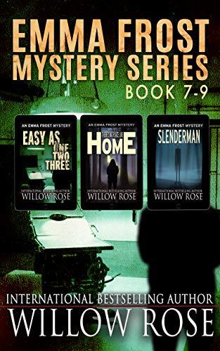 Emma Frost Mystery Series: Vol 7-9 ()