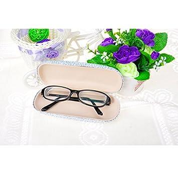 16.1 rose 4.5CM 4.5 daliuing Hartschale Brillen Fall strapazierf/ähig Tragbarer Scrub Schutz Brille Box Sonnenbrille Halter f/ür Studenten