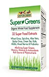 Country Farms Super Greens, 60 VegiCapsules Each (Pack of 2)