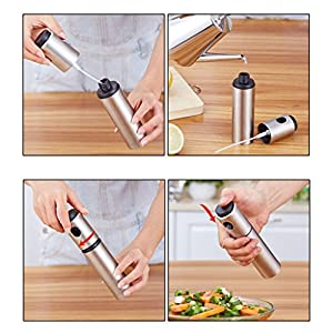 Cooking Spray Bottle For Soy Sauce Vinegar And Cooking Wine Olive Oil Sprayer Barbecue Marinade Spray Bottle