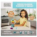 BLACK+DECKER Junior Blender Role Play Pretend