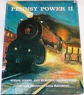 Pennsylvania Railroad Passenger Train Consists and Cars 1952