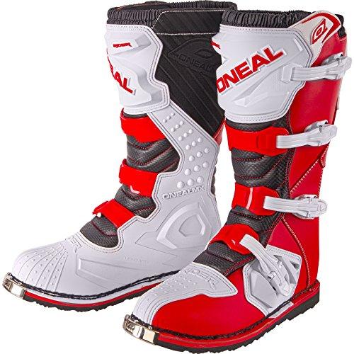 Oneal Rider EU Motocross botas Rojo