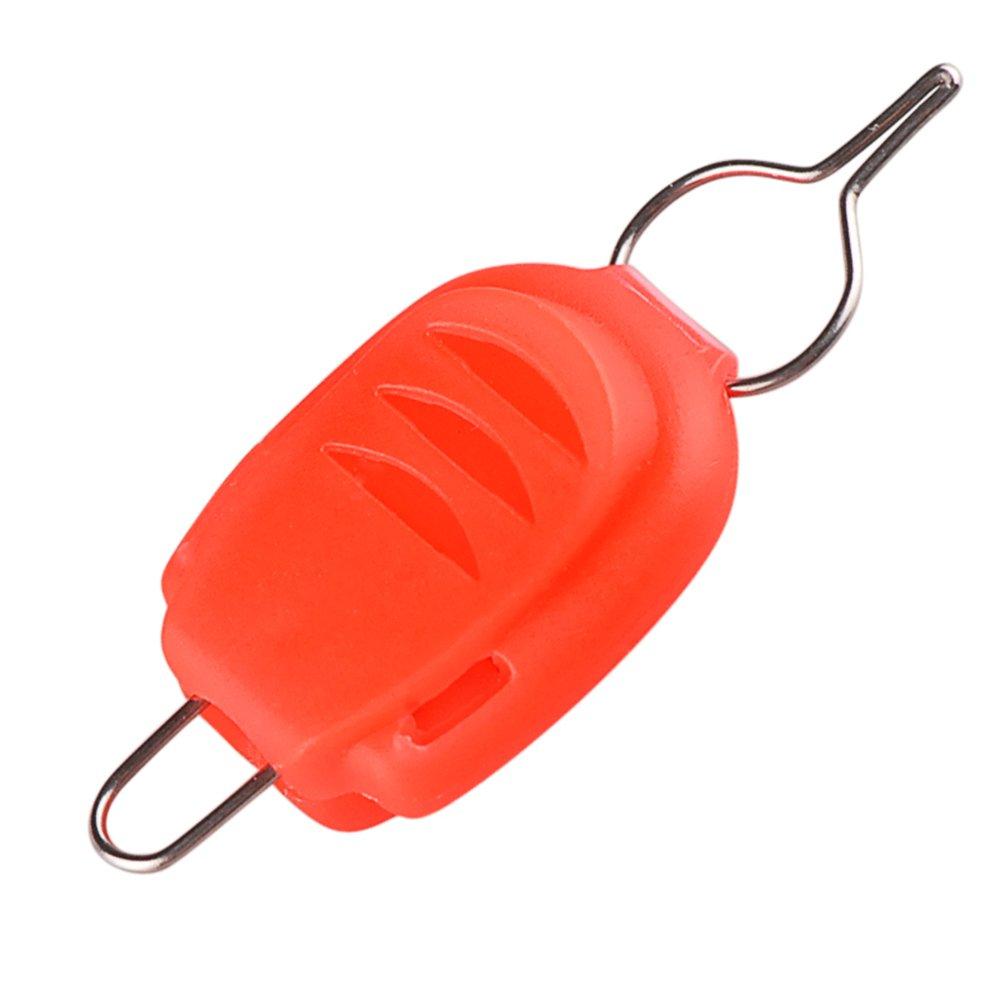 欲しいの LUREMASTER Line 5Pcs Clip Fishing Line Clip Buckle Holder Line Stopper B07741LZ2G Line Keeper Fishing Tackle Accessories (Red) B07741LZ2G, ミノクニ商店:96f947d1 --- a0267596.xsph.ru