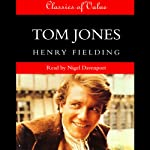 The History of Tom Jones   Henry Fielding
