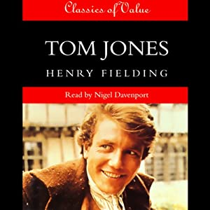 The History of Tom Jones Audiobook