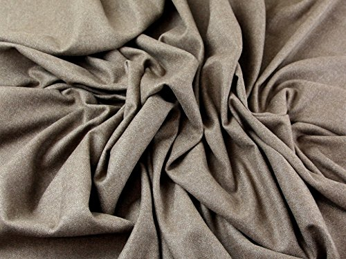 Wool Cashmere Fabric - 9