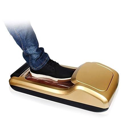 Desechables Cubierta De Zapato Dispensador De Zapato, Con 1200 Desechables Cubre Zapatos Cubiertas Se Puede