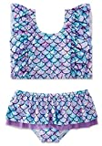 swimsobo Little Girls Bathing Suits Two Piece